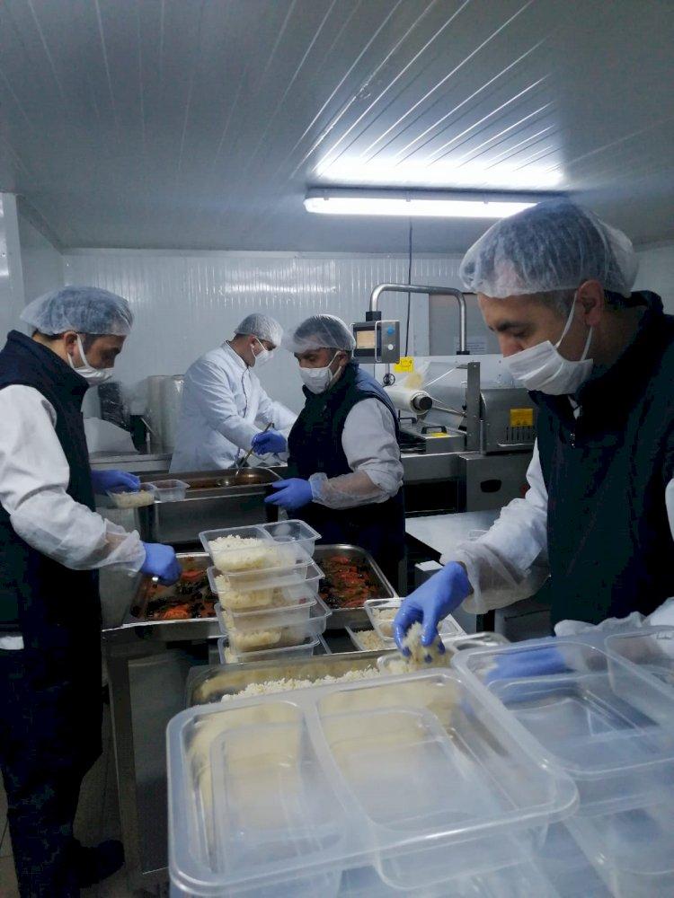 Kontrollü Sosyal Hayat Dönemi Başladı,  İş Yerleri Paketli Yemek Servislerine Yöneldi