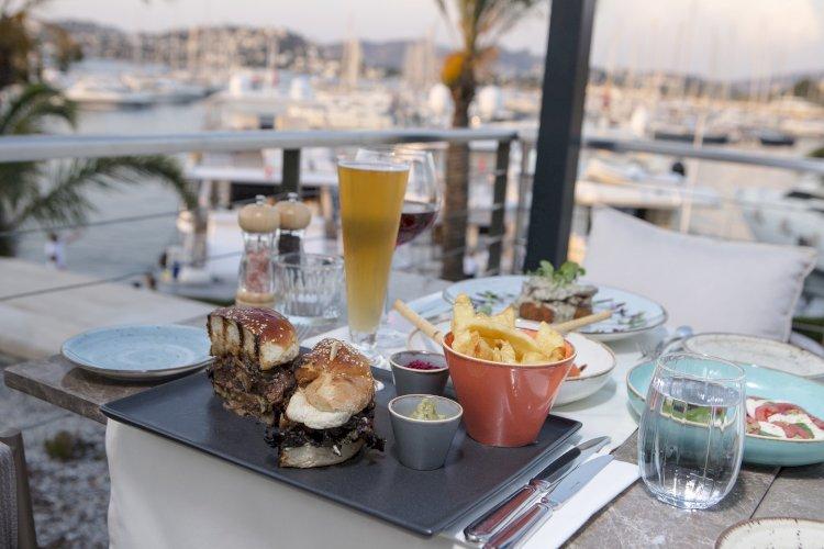Bodrum'un lezzet noktası Y-Lounge&Restaurant Bodrum'u keşfedin!