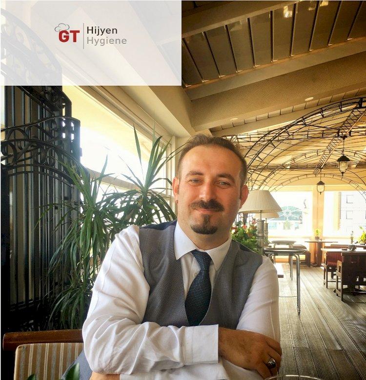 GT Hijyen Belgesi Kıbrıs Temsilcisi: Salih Doğrusöz