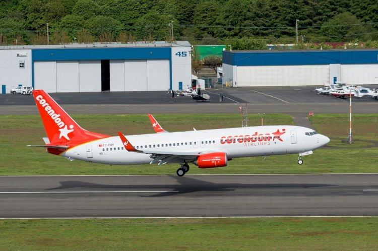 Corendon Airlines Brüksel'den Eskişehir'e Direkt Seferlere Başlıyor!