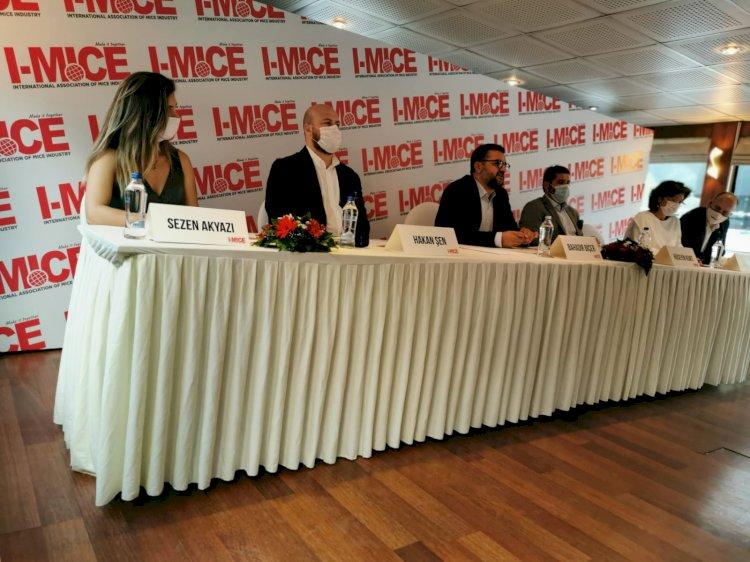 Uluslararası MICE Endüstrisi Derneği Pandemi sonrası Kongre, Toplantı ve Etkinlik Sektörü  Çalıştay raporunu açıkladı