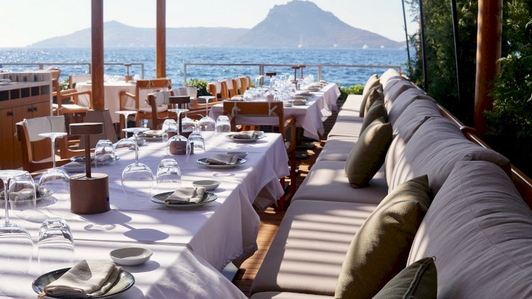 Restoran Dünyasının Devi Novikov Grup, Türkiye'deki İlk Novikov Restoranını Yalıkavak Marina'da Açtı!