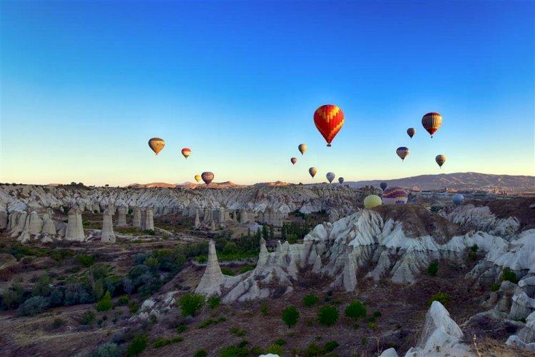 Ukraynalı Turiste Balon İstisnası