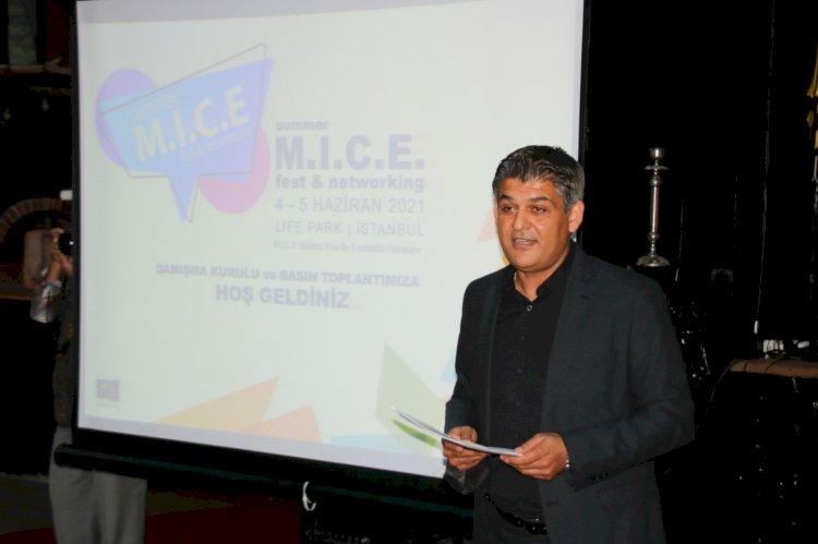 Summer M.I.C.E. Fest & Networking, İlk Danışma Kurulu Toplantısını Gerçekleştirdi.