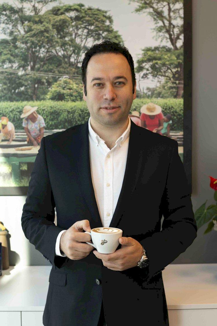 Tchibo Türkiye'de üst düzey atama Genel Müdür Hasan Ulutürk oldu